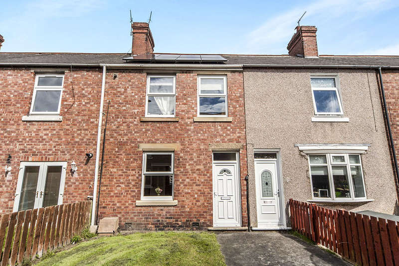 3 Bedrooms Terraced House for sale in D'arcy Street, Langley Park, Durham, DH7