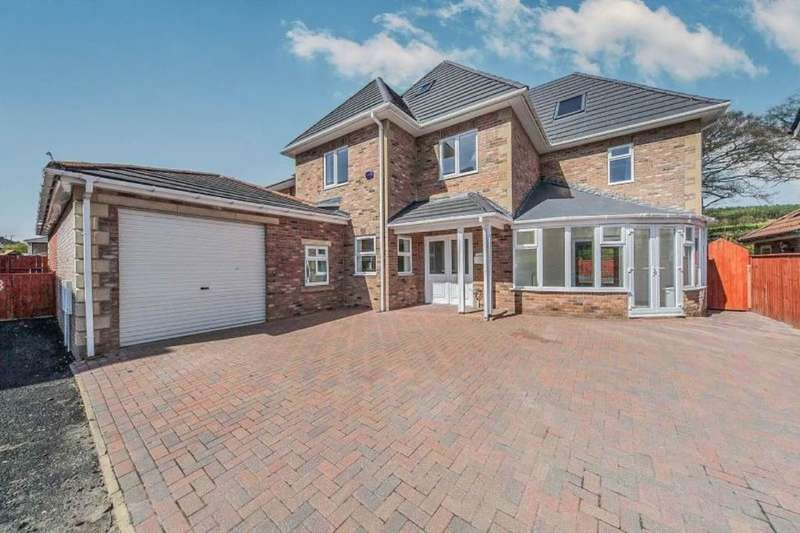 6 Bedrooms Detached House for sale in Kingfisher Close, Esh Winning, Durham, DH7