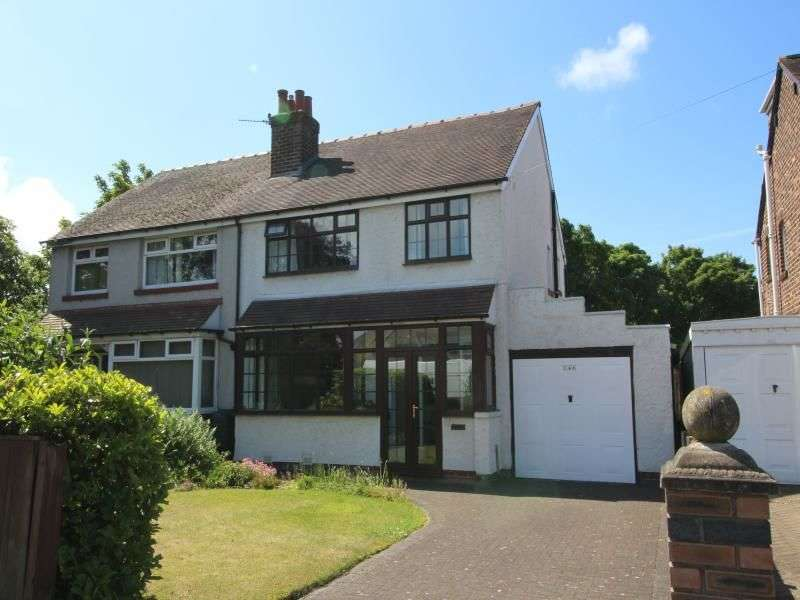 3 Bedrooms Semi Detached House for sale in Ravenmeols Lane, Formby, Liverpool, L37