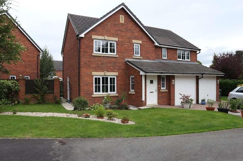 5 Bedrooms Property for sale in Tavington Road, Halewood, Liverpool, Merseyside. L26 6BA