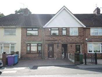 3 Bedrooms Terraced House for sale in East Lancashire Road, Norris Green, Liverpool