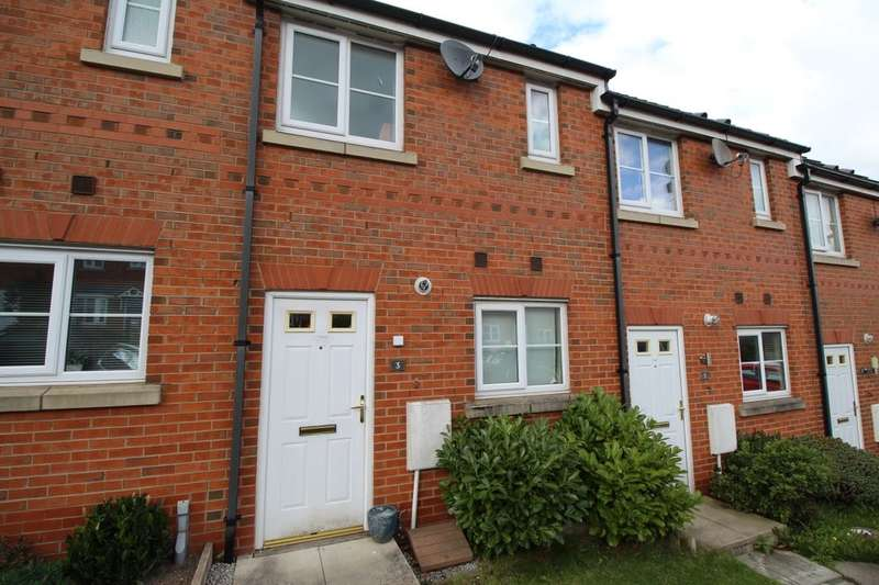 2 Bedrooms Terraced House for sale in Hartley Green Gardens, Billinge, Wigan, WN5