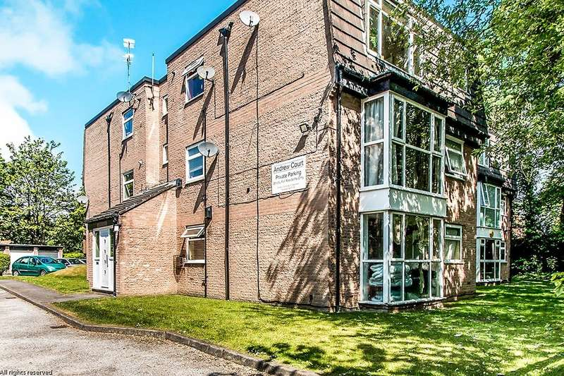 1 Bedroom Flat for sale in Aldborough Close, Didsbury/ Withington, Manchester, M20