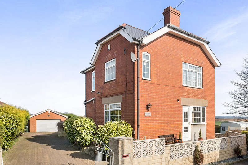 3 Bedrooms Detached House for sale in Leys House Leys Lane, Dinnington, Sheffield, S25
