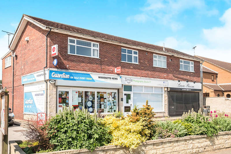3 Bedrooms Flat for sale in Worksop Road, Woodsetts, Worksop, S81