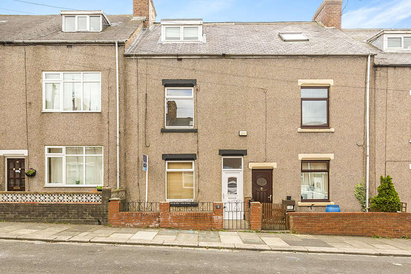 2 Bedrooms Terraced House for sale in Blandford Street, Ferryhill, DL17