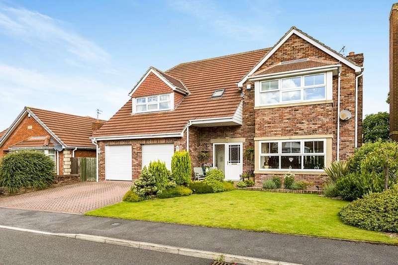 5 Bedrooms Detached House for sale in Seven Hills Court, Spennymoor, DL16