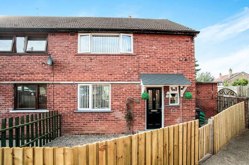 2 Bedrooms Property for sale in Beverley Rise, Carlisle, CA1