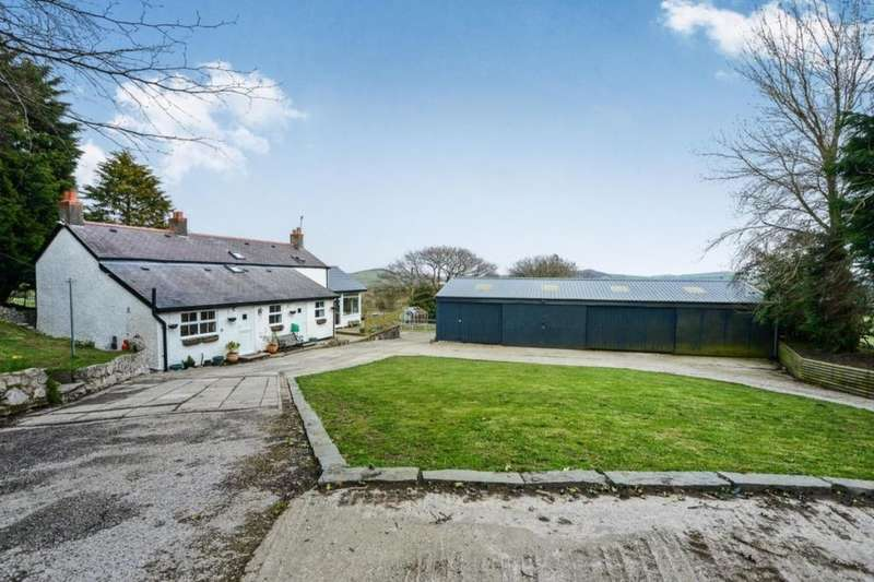 4 Bedrooms Detached House for sale in Llanfairtalhaiarn, Abergele, LL22