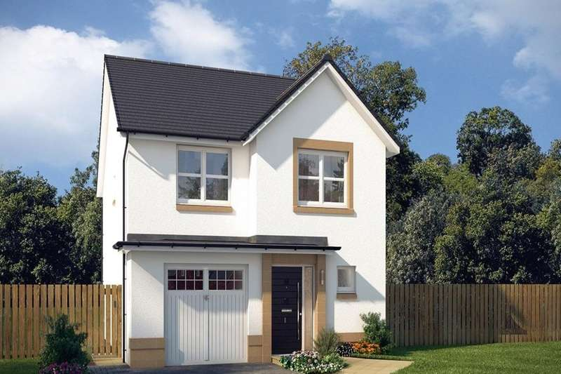 4 Bedrooms Detached House for sale in The Ashbury Cochrina Place, Rosewell, EH24