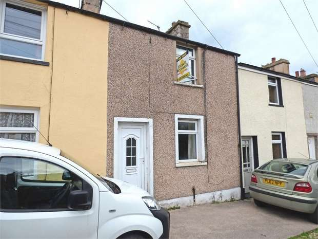 2 Bedrooms Terraced House for sale in Cavendish Street, Dalton-in-Furness, Cumbria