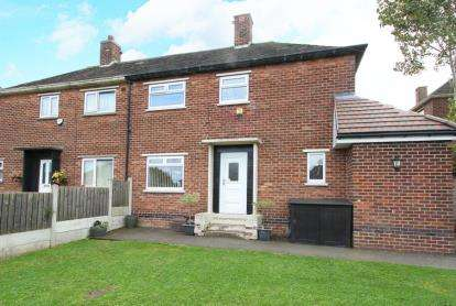 3 Bedrooms Semi Detached House for sale in Basegreen Drive, Sheffield, South Yorkshire