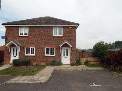 2 Bedrooms Semi Detached House for sale in Harwich, Essex