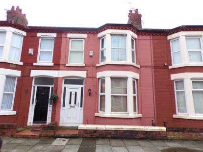 3 Bedrooms Terraced House for sale in Gorsedale Road, Mossley Hill, Liverpool, Merseyside, L18