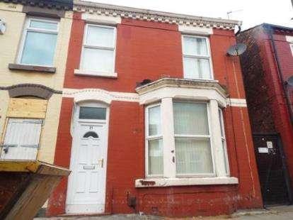 3 Bedrooms Terraced House for sale in Cretan Road, Wavertree, Liverpool, Merseyside, L15