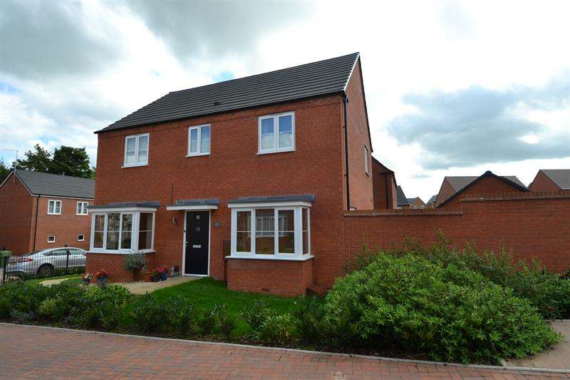 4 Bedrooms Detached House for sale in East Works Drive, Cofton Hackett, Birmingham