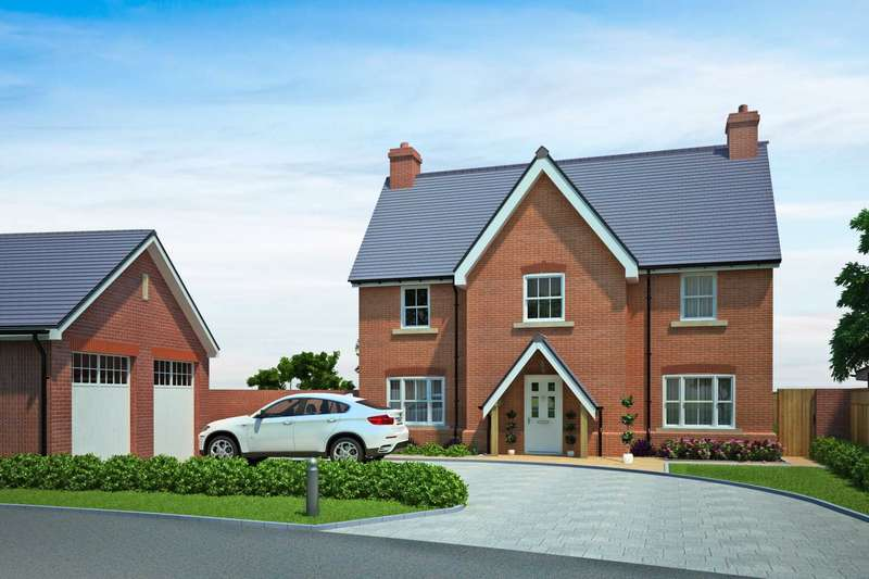 5 Bedrooms Detached House for sale in Lendon Grove, Gubblecote, Near Tring