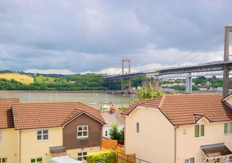 2 Bedrooms Town House for sale in Saltash, PL12