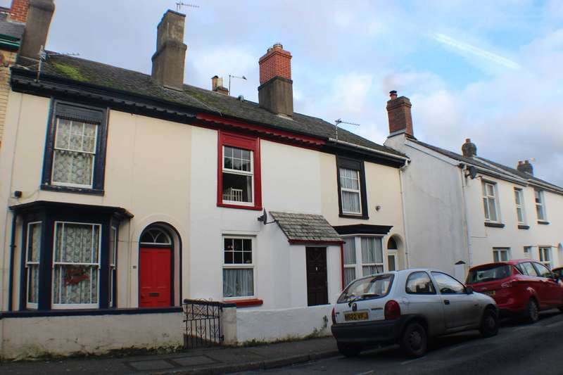 3 Bedrooms Terraced House for sale in North Road, Bideford