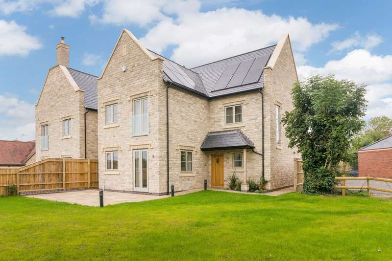 3 Bedrooms Detached House for sale in The Old Smithy, Farriers Way, Lighthorne