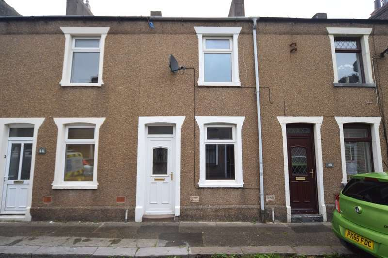 3 Bedrooms Terraced House for rent in Steel Street, Askam-in-Furness, Cumbria
