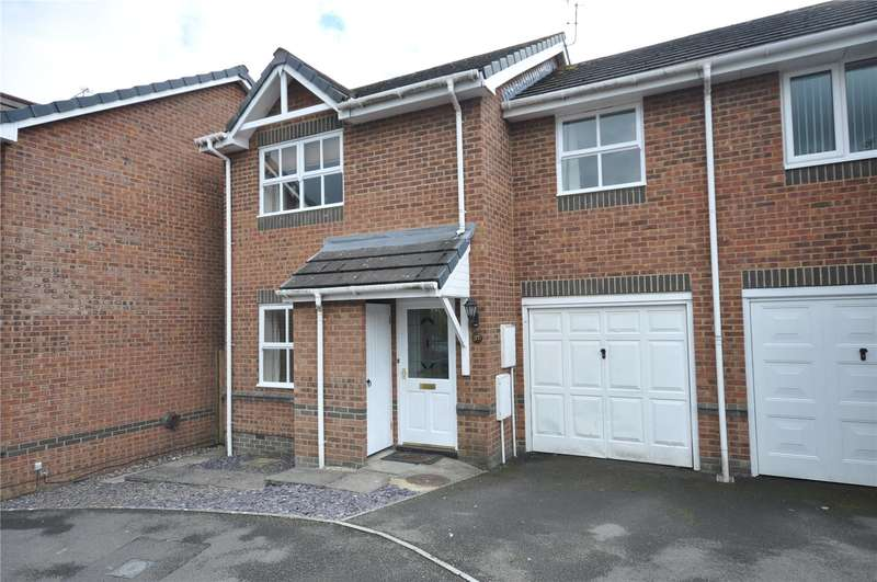 3 Bedrooms Semi Detached House for sale in Winlaw Close, Shaw, Swindon, Wiltshire, SN5