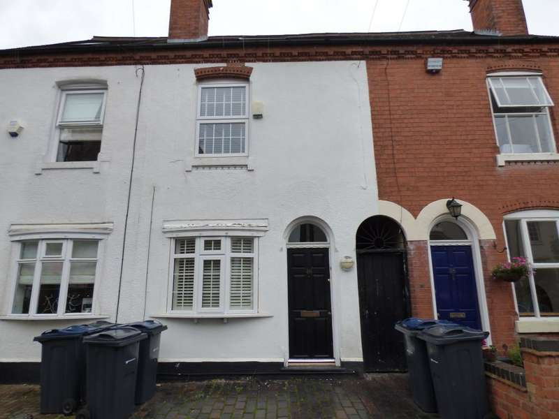 2 Bedrooms Terraced House for sale in South Street, Harborne, Birmingham, B17 0DB