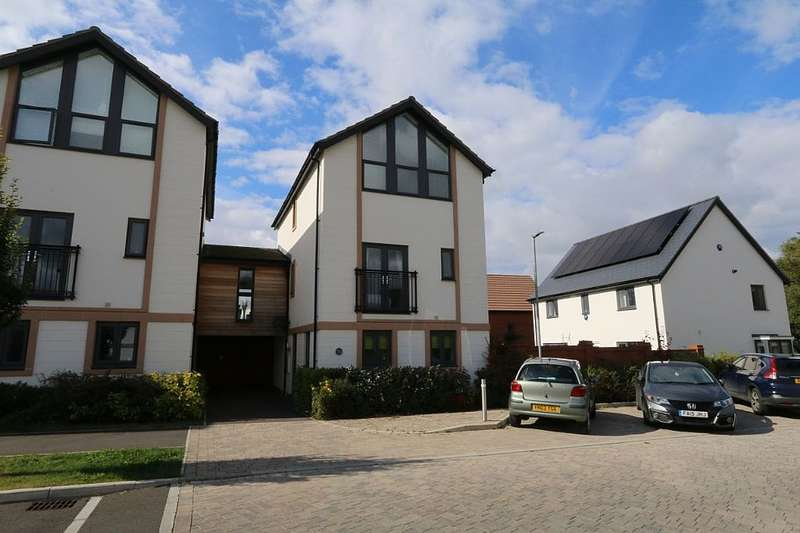 4 Bedrooms Link Detached House for sale in Denman Avenue, Cheltenham, Gloucestershire, GL50 4GH