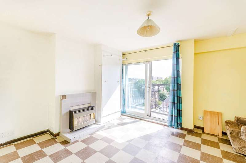 2 Bedrooms Maisonette Flat for sale in Canterbury Road, Kilburn, NW6