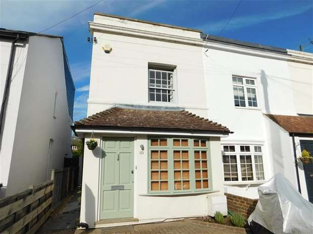 3 Bedrooms Terraced House for sale in Cleaveland Road, Surbiton