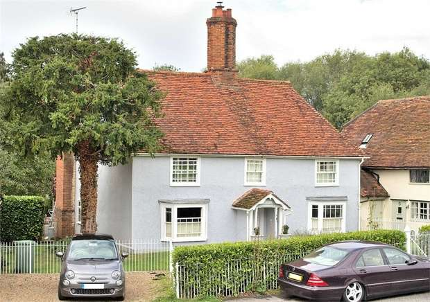 3 Bedrooms Detached House for sale in Finchingfield, Essex