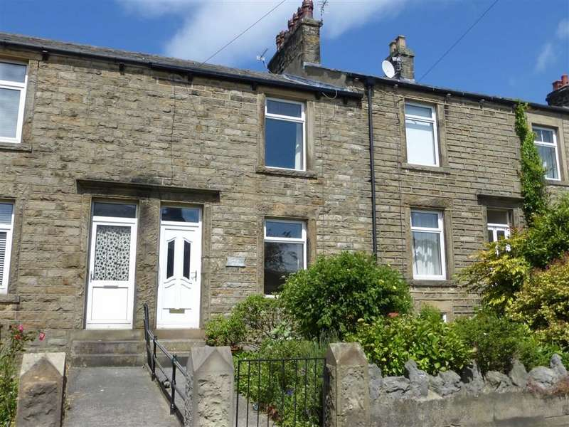 2 Bedrooms Terraced House for sale in Bridge Cottage Ashford Road, Lancaster, LA1
