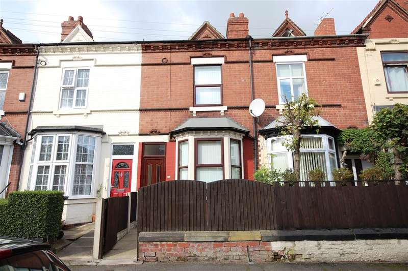 3 Bedrooms Terraced House for sale in Lord Haddon Road, Ilkeston