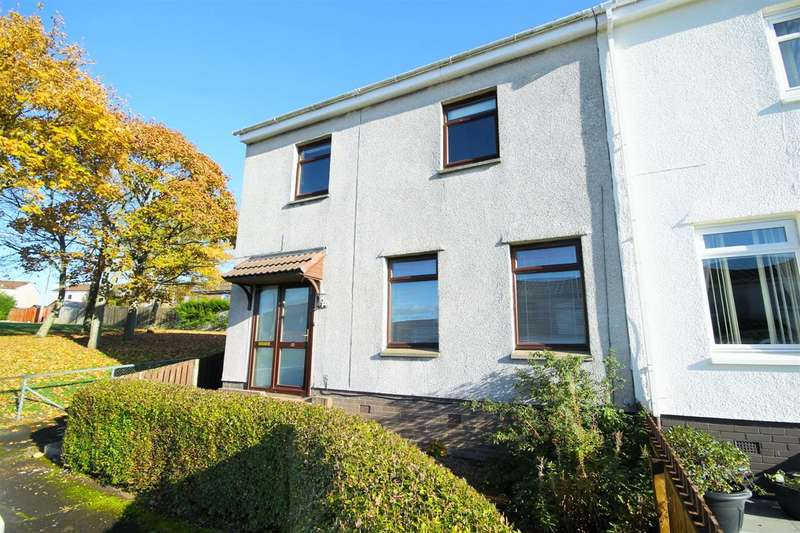 3 Bedrooms Semi Detached House for sale in Spalehall Drive, Motherwell