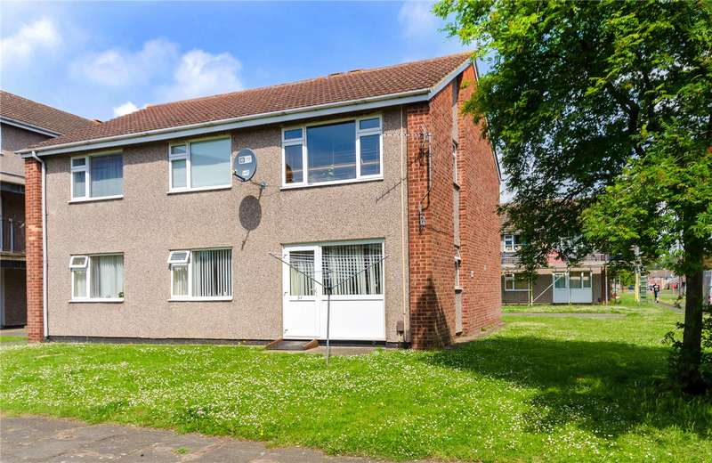 2 Bedrooms Flat for sale in New Street, Grantham, NG31