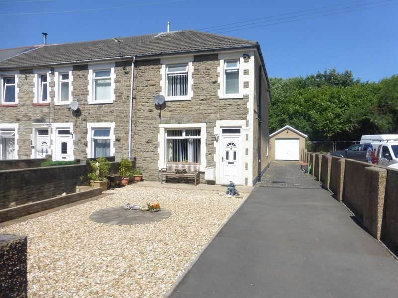 3 Bedrooms End Of Terrace House for sale in Railway Terrace, Talbot Green, Pontyclun