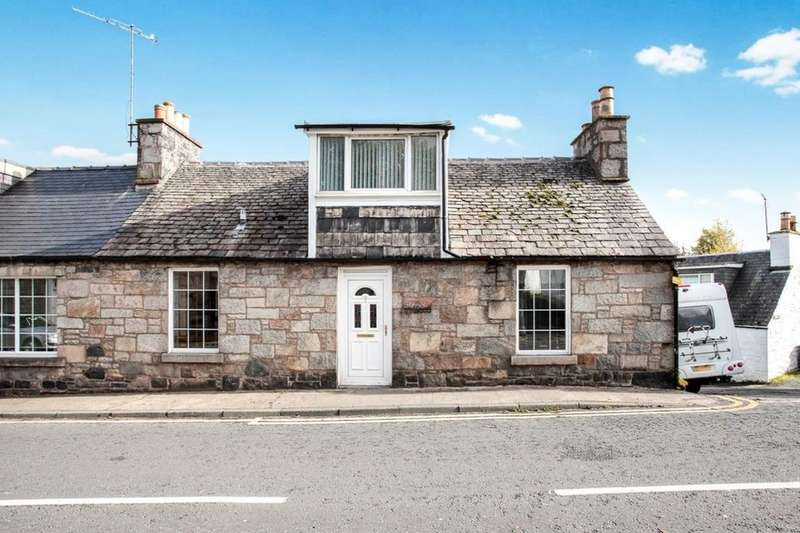 2 Bedrooms Property for sale in Kenwood High Street, New Galloway, CASTLE DOUGLAS, DG7