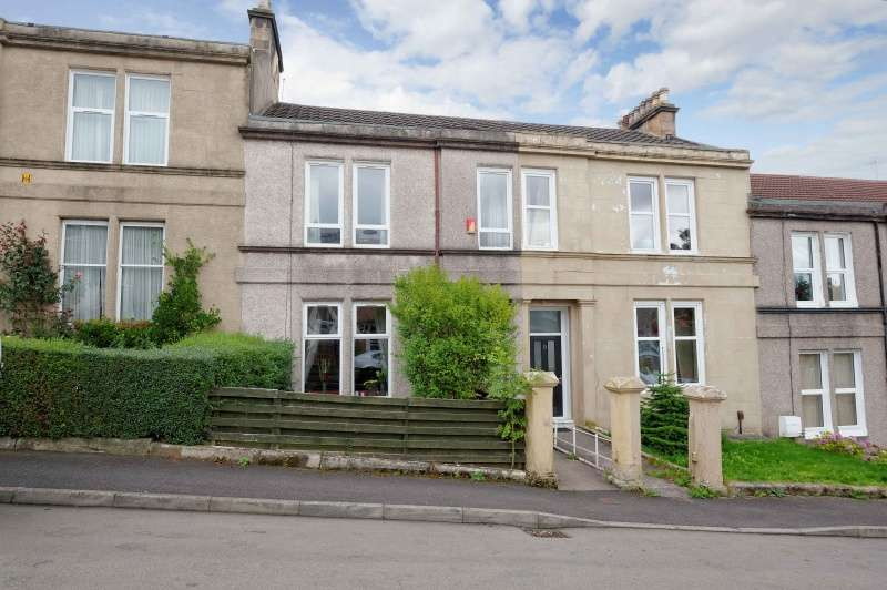 4 Bedrooms Terraced House for sale in Bolivar Terrace, Mount Florida, Glasgow, G42 9AT