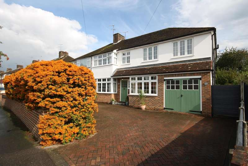 4 Bedrooms House for sale in Hitchings Way, RH2