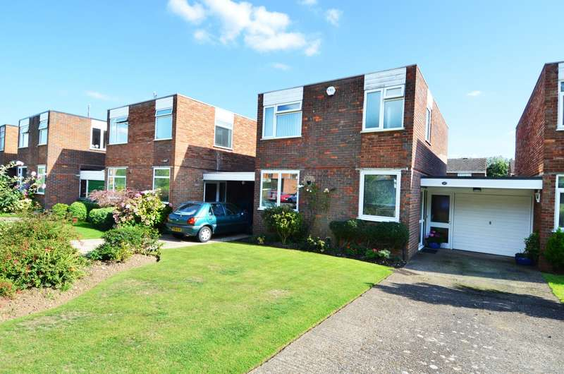 3 Bedrooms Link Detached House for sale in Willows Road, Bourne End, SL8