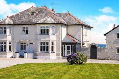 5 Bedrooms Semi Detached House for sale in Coed Y Llyn, Abersoch, Gwynedd, 2 Coed Y Llyn, LL53