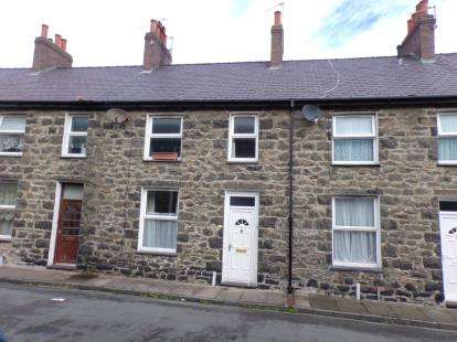 3 Bedrooms Terraced House for sale in David Street, Penmaenmawr, Conwy, LL34
