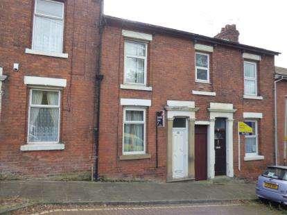 3 Bedrooms Terraced House for sale in St. Marks Road, Ashton, Preston, Lancashire, PR1