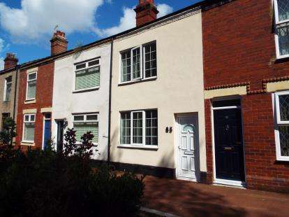 2 Bedrooms Terraced House for sale in Kimberley Street, Warrington, Cheshire, WA5