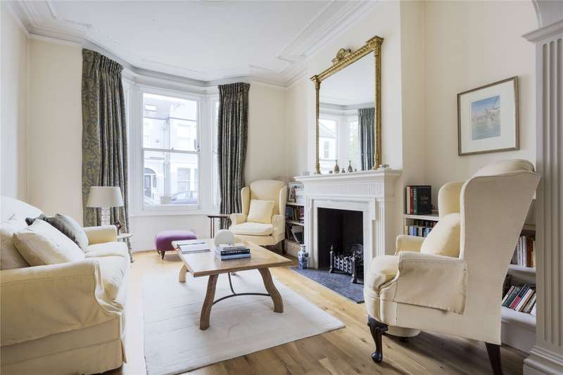 3 Bedrooms Terraced House for sale in Felden Street, Munster Village, Fulham, London, SW6