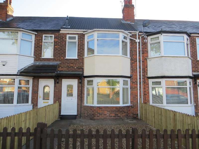 2 Bedrooms Terraced House for sale in National Avenue, Hull, East Riding of Yorkshire, HU5 4JA