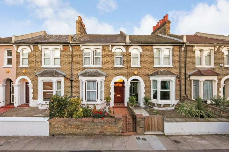 3 Bedrooms Terraced House for sale in Foxberry Road, London SE4