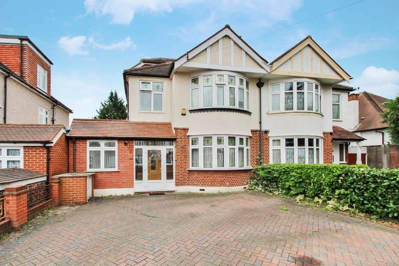 4 Bedrooms Semi Detached House for sale in Beresford Avenue, Surbiton