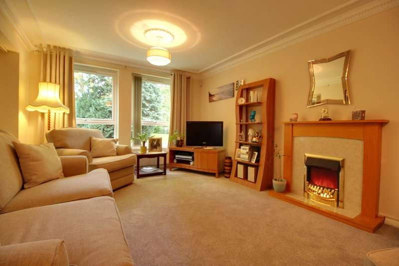 2 Bedrooms Flat for sale in Jacoby Place, Edgbaston