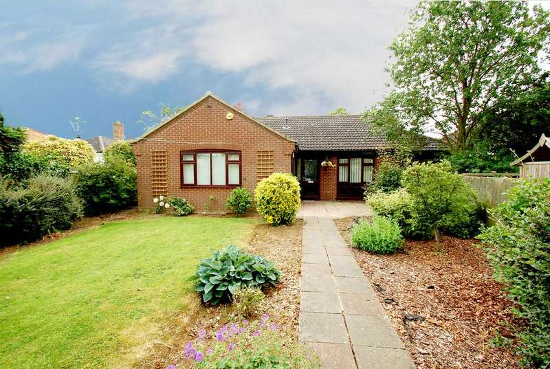 4 Bedrooms Detached Bungalow for sale in Mundesley Road, North Walsham